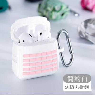 蘋果AirPods2無線二代耳機保护套