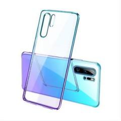華為Pro30/40全包防摔透明硅膠手機套