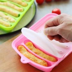 Kaulus手工DIY寶寶輔食矽膠香腸模具