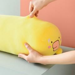 日式繽紛糖果色多用腰靠枕