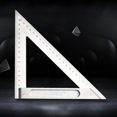 多功能高精度不銹鋼木工三角尺