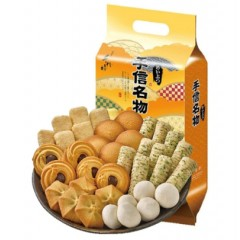 手信坊 手信名物-綜合餅乾307g/包