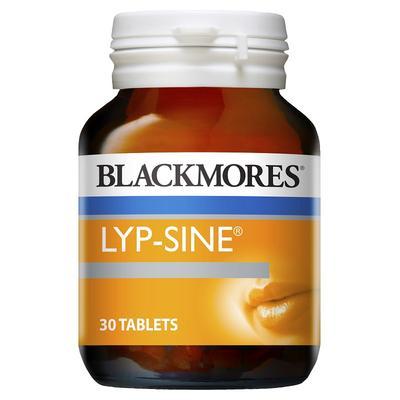 Blackmores 澳佳寶 LYP-SINE 緩釋片 降低冷瘡爆發 30片