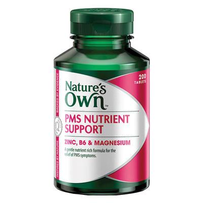 Nature's Own PMS營養補充片 200片 (補充營養)
