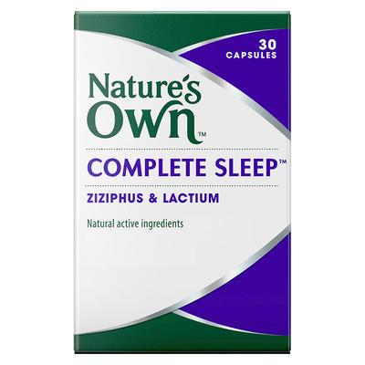 Nature's Own 天然成分安眠片(保證睡眠質量)30片