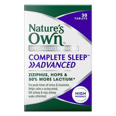 Nature's Own 天然安眠保健品 30粒 (有助睡眠減少壓力)