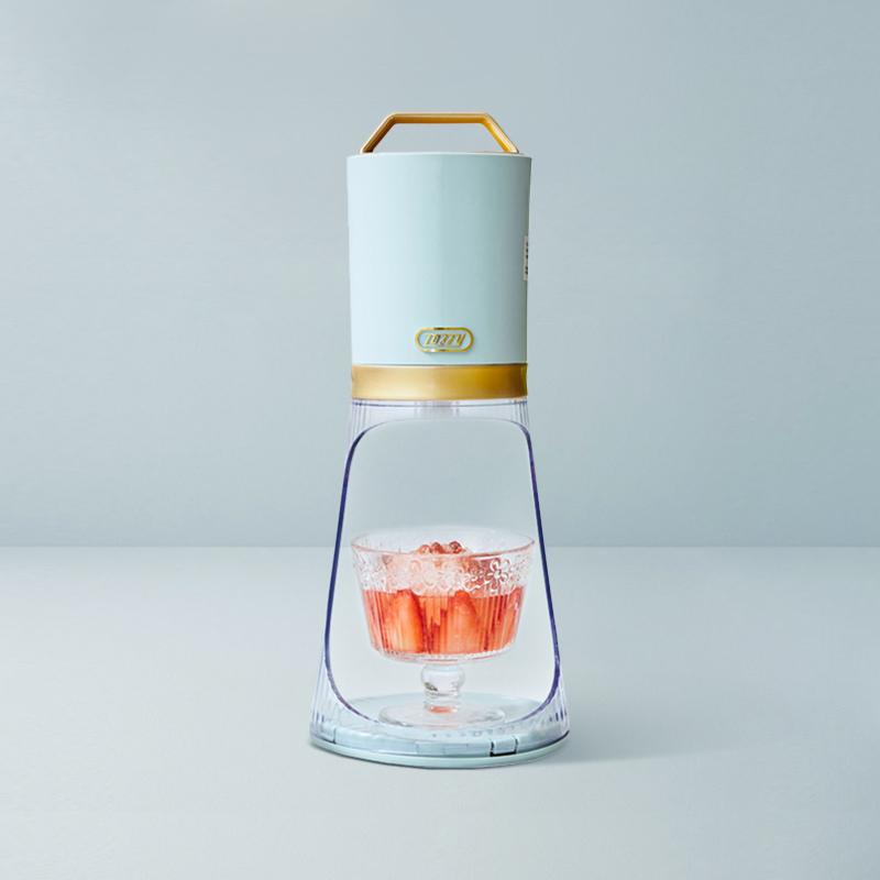 夏日消暑DIY 日本Toffy綿綿製冰機