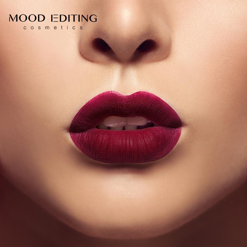 Mood Editing 女團脣筆