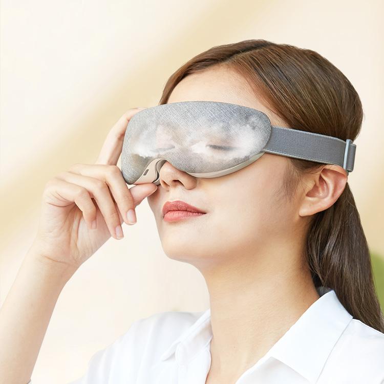 隨時做眼部SPA,智能蒸汽眼罩
