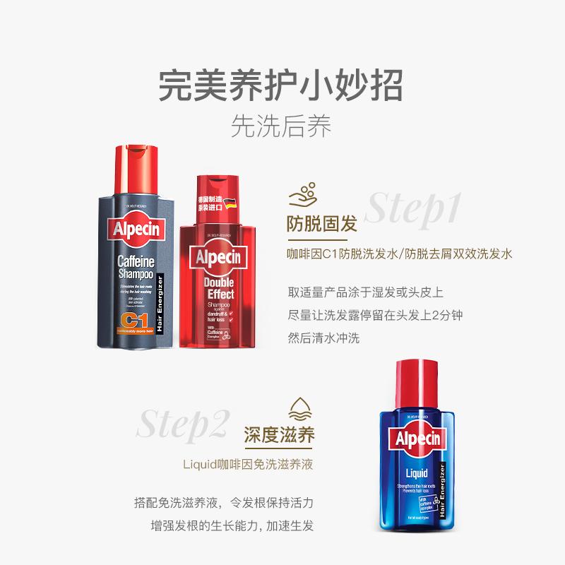 輕鬆捍衞髮際線 歐倍青防脱固發洗髮水
