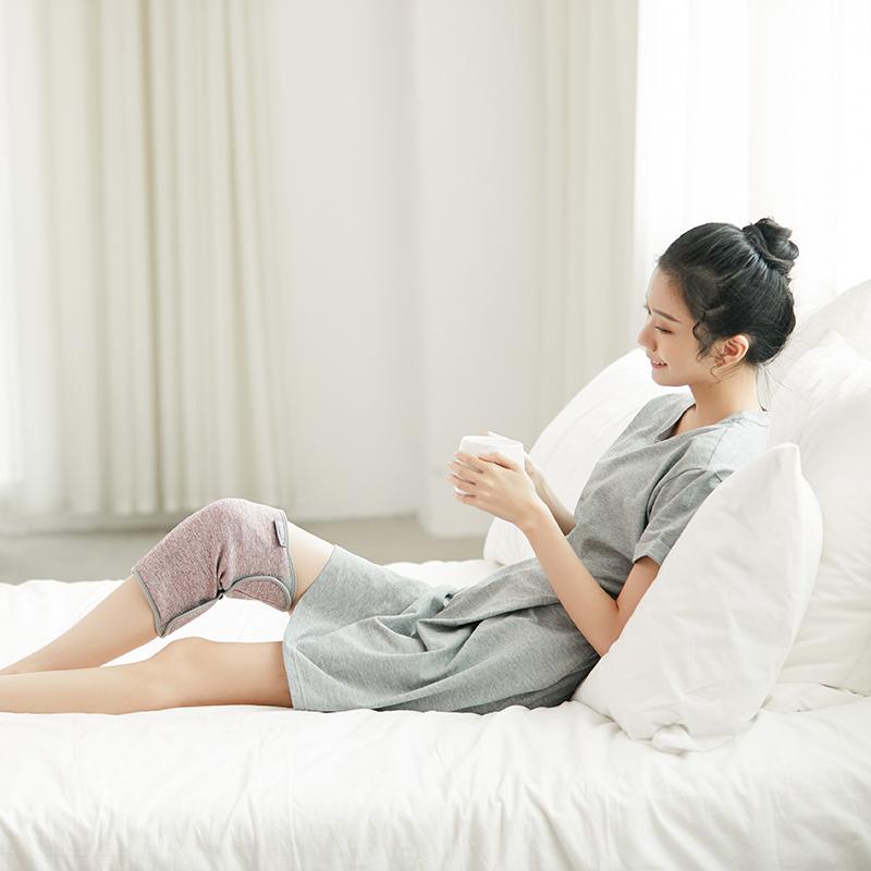 温暖熱敷關節膝蓋痠痛,低壓納米熱敷護膝