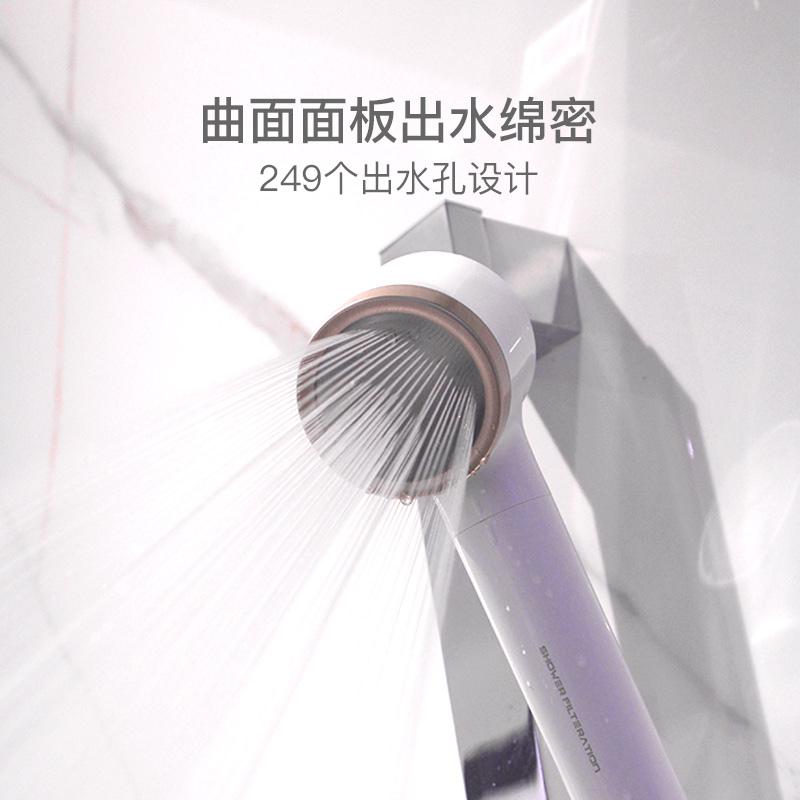 洗完香香軟軟,除氯軟水養膚香氛花灑