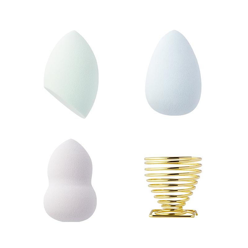 3只裝 乾濕兩用上粧神器,三隻裝多造型美粧蛋套盒