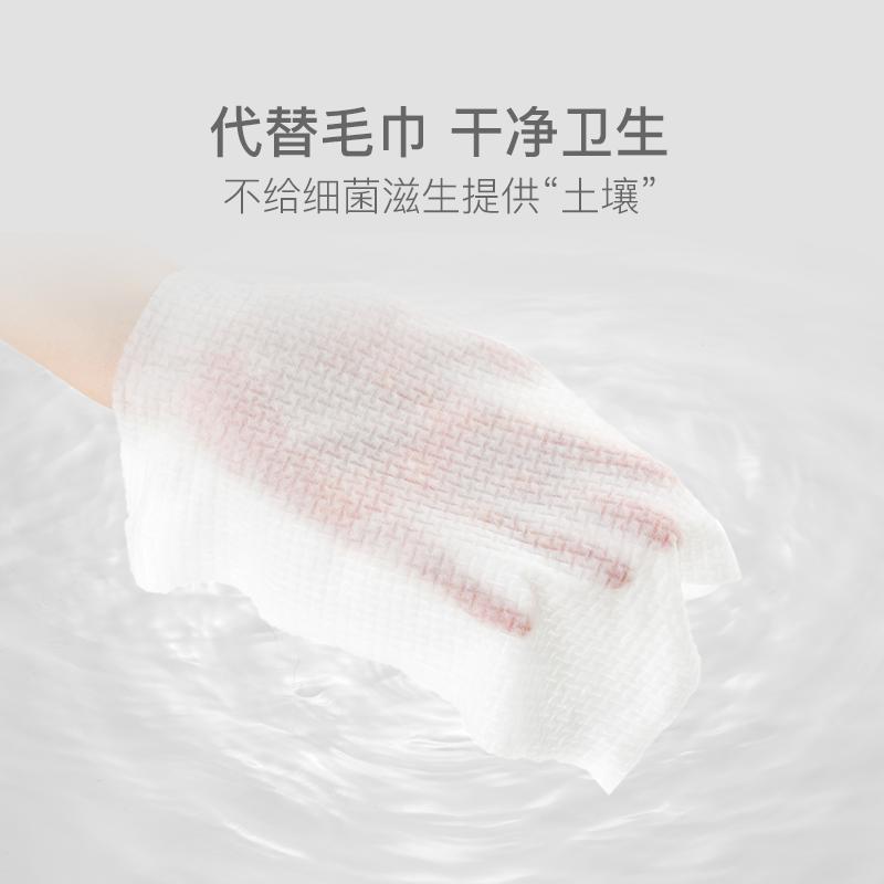 替代毛巾遠離細菌 Between一次性加厚洗臉巾