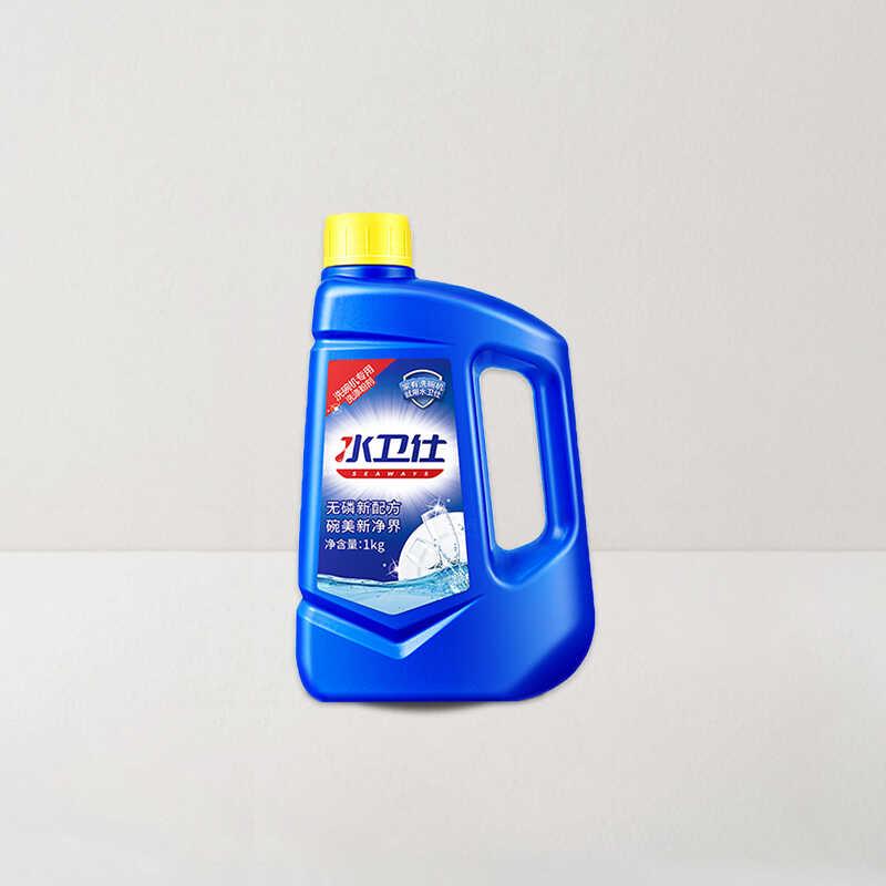 活性酵素去除中式重油污 洗碗機用洗碗粉