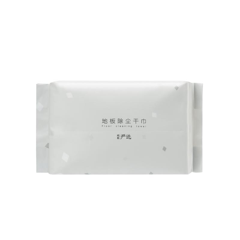 灰塵毛髮靜電吸附 地板除塵幹巾40片包