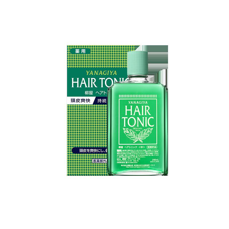 防脱第一步 日本柳屋頭皮護理髮根滋養液