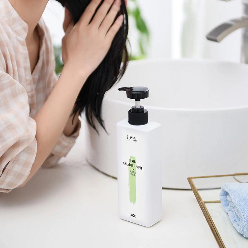髮絲自帶高級香 清潤茶語洗髮水護髮素