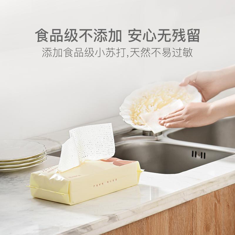 上班洗碗神器自帶洗潔精 水淋泡泡懶人抹布