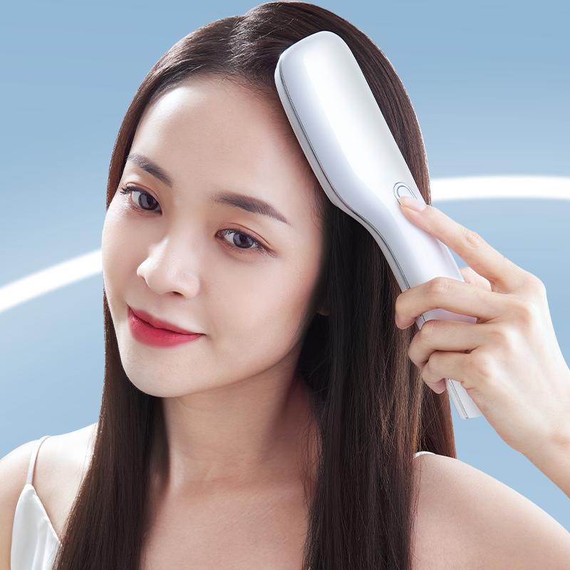 保衞你的髮際線,智能激光健髮梳