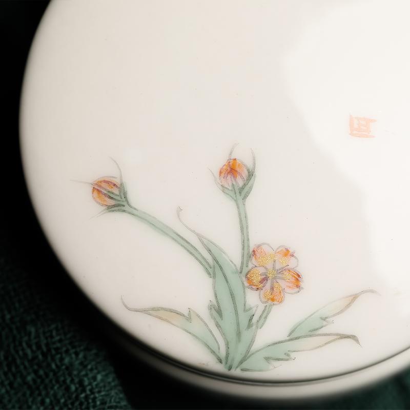 東方雅事·萬朵鮮花精粹 古法香膏
