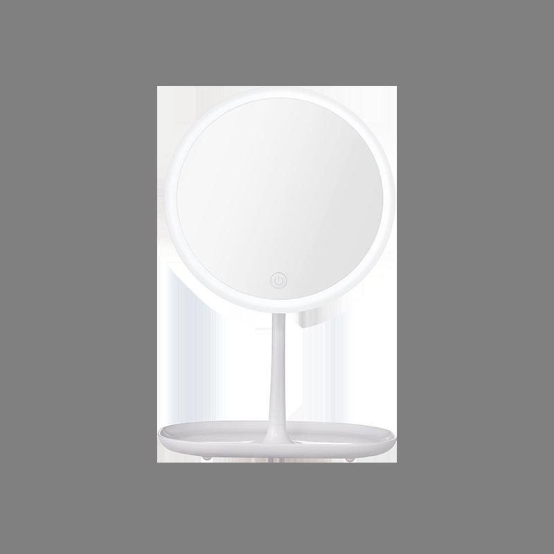智能觸控led高清便攜化粧鏡