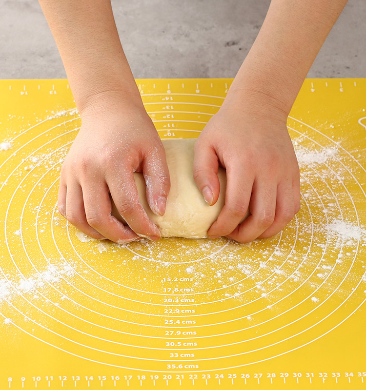揉面墊 硅膠揉面墊 烘焙用具 烘焙搟面板 廚房揉面墊